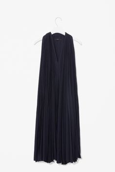 Pleated front dress | COS