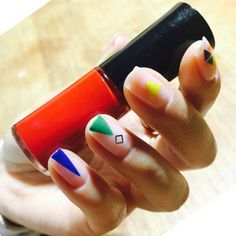 Nail trend: Korean minimalist manicure