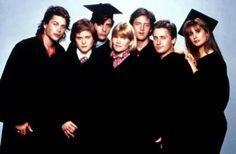 St. Elmo's Fire (1985) -  Emilio Estevez, Rob Lowe, Andrew McCarthy, Demi Moore, Judd Nelson, Ally Sheedy, Mare Winningham