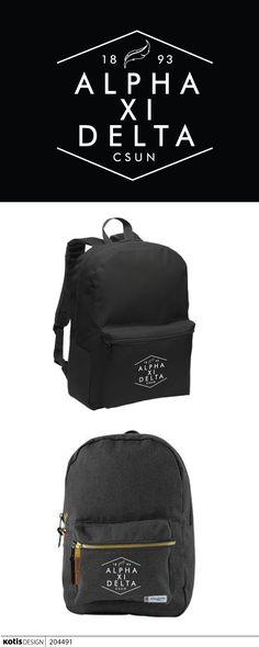 204491 - CSUN AXiD | Backpacks '17 - View Proof - Kotis Design