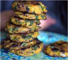 appelsiinejahunajaa: Ei hullummat bataattipihvit