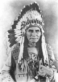 Mud Head - Blackfeet (Pikuni) - no date