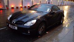 Mercedes Benz AMG SLK55