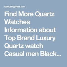 Find More Quartz Watches Information about Top Brand Luxury Quartz watch Casual men Black Japan quartz watch stainless steel Mesh strap ultra thin clock male 2017 New,High Quality clock gift,China clock 26 Suppliers, Cheap clock tracking from Tiny Boutique World on Aliexpress.com