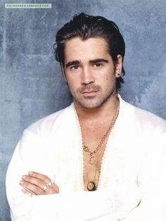 Colin Farrell, Beautiful Soul, Gorgeous Men, Beautiful People, Fright Night 2011, Peter Vincent, Dark Brown Eyes, Irish Men, Gemma Arterton