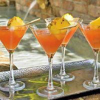 Classic Hurricane Cocktails| rachaelraymag.com