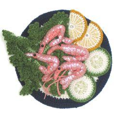 Kate Jenkins Crochet Food Art 3