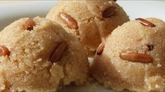 Greece Yummy bites of w/ our morning coffee! The most delicious dessert during Turkish Halva Recipe, Turkish Recipes, Greek Recipes, Turkish Sweets, Greek Sweets, Greek Desserts, Greece Food, Tasty Bites, Good Healthy Recipes