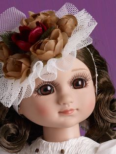 Vanilla Cupcake Aggie - Expected to Arrive 6/8! | Tonner Doll Company