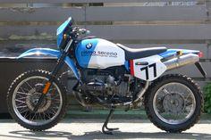 #Bmw #R100 #R90 #R80 #R75 #R60 #R50 #R65 #R45 #R69 #Motorrad #Motorcycle Bmw Vintage, R65, Bmw Boxer, Custom Cycles, Scrambler, Motorbikes, Twins, Cycling, Retro