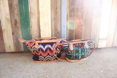 Large and Medium Huipil Humble Hilo Bags