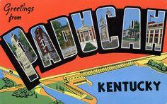 Paducah, Kentucky