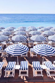 Blue Umbrellas Nice France - Oh So Glam Cinque Terre, Paris, Nice Ville, Saint Tropez, Blue Umbrella, Ville France, Nice, Amsterdam, Barcelona