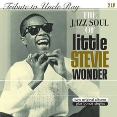 Tribute to Uncle Ray/The Jazz Soul of Little Stevie [LP] - Vinyl