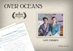 Multiracial Media is pleased to introduce a new documentary about #interracial love and marriage that has lasted 50 years.  Over Oceans is a new documentary by Lisa Tan of LTan Productions.  #Multiracial #mixedrace #Biracial #MultiracialCommunity