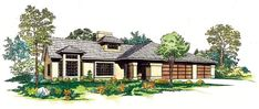 House Plan 95199 at FamilyHomePlans.com