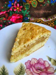 Anula's Kitchen: Polish apple cake - Szarlotka...