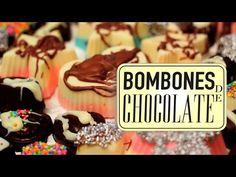 Bombones de Chocolate | Comamos Casero | Receta fácil