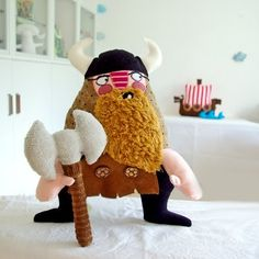Viking- Pinned from thedesignalphabet.blogspot.com - so awesome