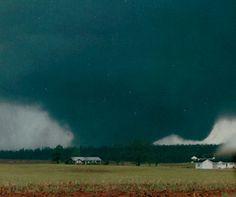 Piedmont, Alabama tornado March 27, 1994