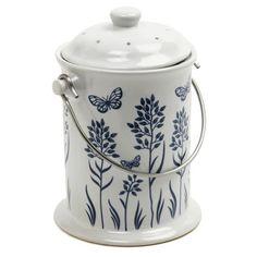 Norpro 3-Quart Ceramic Compost Keeper, Blue and White by Norpro, http://www.amazon.com/dp/B0037NYU6C/ref=cm_sw_r_pi_dp_-mxQqb0X4RMV1