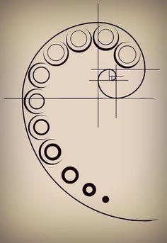 Fibonacci Spiral by gimmegammi.deviantart.com on @deviantART