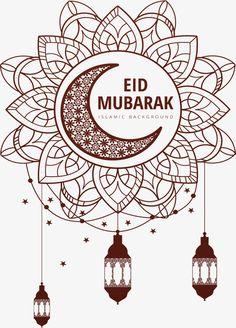 Eid Mubarak Wallpaper, Ied Mubarak, Eid Decorations, Selamat Hari Raya, Eid Cards, Title Boxing, Eid Al Adha, Happy Eid, Clipart Images