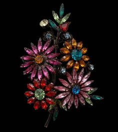 Louis Mariette Brooches