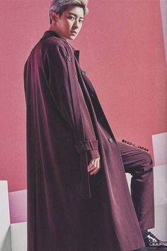 180130 #Chanyeol #Exo for Countdown Japan 1st Album Photobook DVD ver .