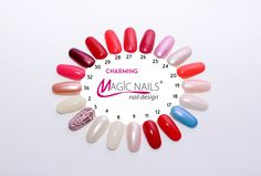 Golden Rose Classics lak na nehty 11 - 7,5 ml | Magic Nails gelové nehty
