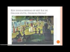 Kunstgeschiedenis; post-impressionisme deel 1 - YouTube