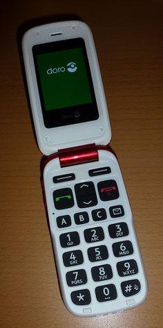 Doro PhoneEasy 610 Senior Phone
