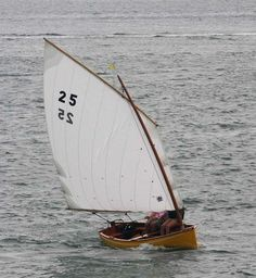 Dinghy, Sailboats, Ferret, Sailing Ships, Kayaking, Sailor, Sun, Classic, Water