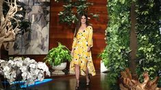 Secret sauce: On Thursday's episode of The Ellen Show, Sandra Bullock got candid about the 'foreskin facial' she and co-star Cate Blanchett swear by Dance Marathon, Run To You, Yellow Floral Dress, The Ellen Show, Burning Questions, Upcoming Films, Oscar Winners, Getting Drunk, George Clooney