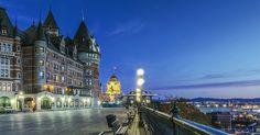 Roteiro de 5 dias em Quebec #viagem #canada #viajar
