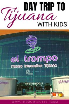 Tijuana is a great city to visit with kids, when you are already in San Diego. Check out how to plan your short-day trip to Tijuana with kids. Gentle Parenting, Parenting Quotes, Parenting Advice, Toddler Travel, Travel With Kids, Family Travel, Travel Ideas, Travel Guide, Bucket List Holidays