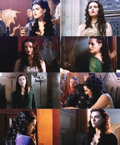 Morgana's Hair + Curls