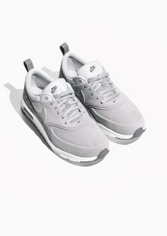 & Other Stories image 2 of Nike Air Max Thea in Grey Light