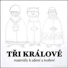Tři Králové – písničky, básničky, pracovní listy (via Bloglovin.com )