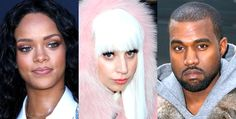 Gaga, Rihanna & Kanye EXPOSED! Celebs'Financial Info Could Be Aired In Court During Record Exec's Custody Case