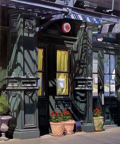 Fine Art Connoisseur - The Urban Landscapes Of Stephen Magsig