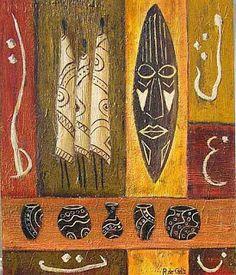 Tem de Todas as Artes: africana