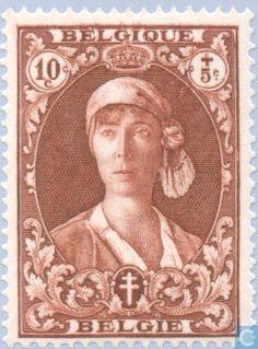 Belgium [BEL] - Queen Elisabeth 1931