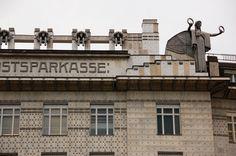 postsparkasse - Otto Wagner