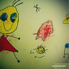Joan Miro' - First Grade Project