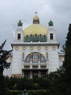 Amazing Jugendstil Architecture - Review of Kirche am Steinhof, Vienna, Austria - TripAdvisor