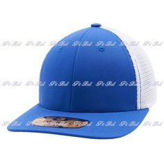 Shop for Wholesale Trucker Hats Wholesale: Royal and White Pit Bull Cambridge Mesh Stretch Trucker Cap Hat Flex. Easy Custom Embroidery and Wholesale Bulk Order. Custom Embroidery, Dad Hats, Mesh Fabric, Cambridge, Stretches, Pitbulls, Cap, Products, Baseball Hat