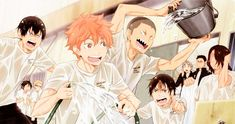 Look at asahi in the back looking like jesus
