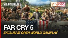 farcry5gamer.comFar Cry 5: Open World Gameplay Far Cry 5: Open World Gameplay. Far Cry 5 is an upcoming first-person shooter action-adventure video game developed by Ubisoft Montreal and published by Ubisoft for Microsoft Windows, PlayStation 4 and Xbox One.  CONNECT WITH US!  FACEBOOK:  TWITTER:  INSTAGRAM:   Watch us live at   To support the team, visit the site:  http://farcry5gamer.com/far-cry-5-open-world-gameplay/