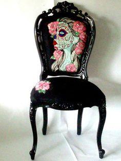 Skull Art! I want!!!